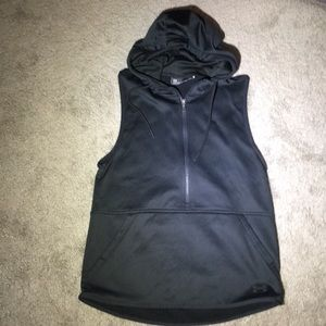 Under Armour Coldgear Hooded Pullover Vest